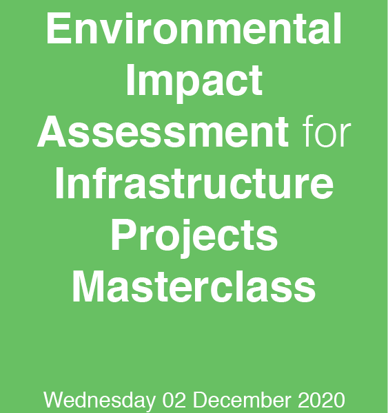 Waterfront Environmental Impact Assessment for Infrastructure Projects Masterclass