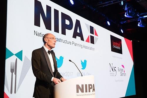 Sir John Armitt's speech from NIPA Annual Dinner 2017