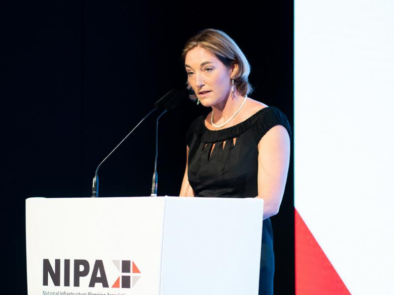 Prof. Sadie Morgan's SPEECH FROM NIPA ANNUAL DINNER 2018