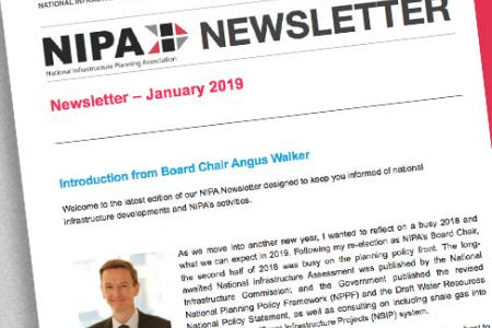MONTHLY NEWSLETTER –ISSUE january 2019
