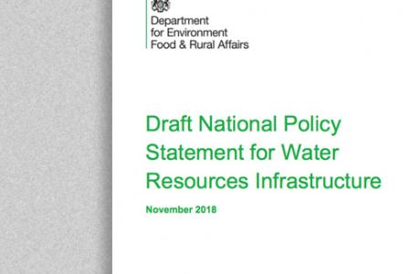 NIPA Submission to DEFRA Consultation on the Draft Water Resources NPS
