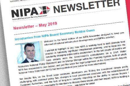 MONTHLY NEWSLETTER –ISSUE MAY 2019