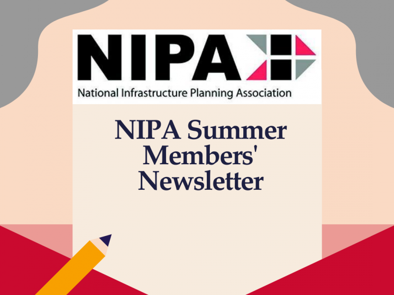 LATEST: NIPA SUMMER MEMBERS' NEWSLETTER PUBLISHED