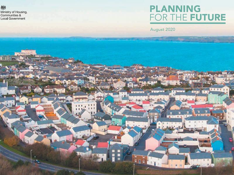 NIPA Response to Planning White Paper