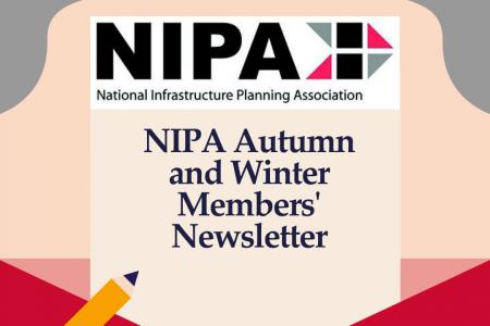 NIPA Autumn and Winter 2020 Newsletter